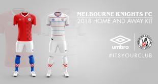 MKFC 2018 Umbro kit