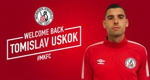 Uskok comes home