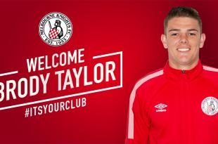 Brody Taylor joins MKFC