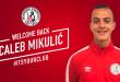 Caleb Mikulic returns to Somers Street