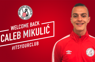 Caleb Mikulic returns to Somers Street
