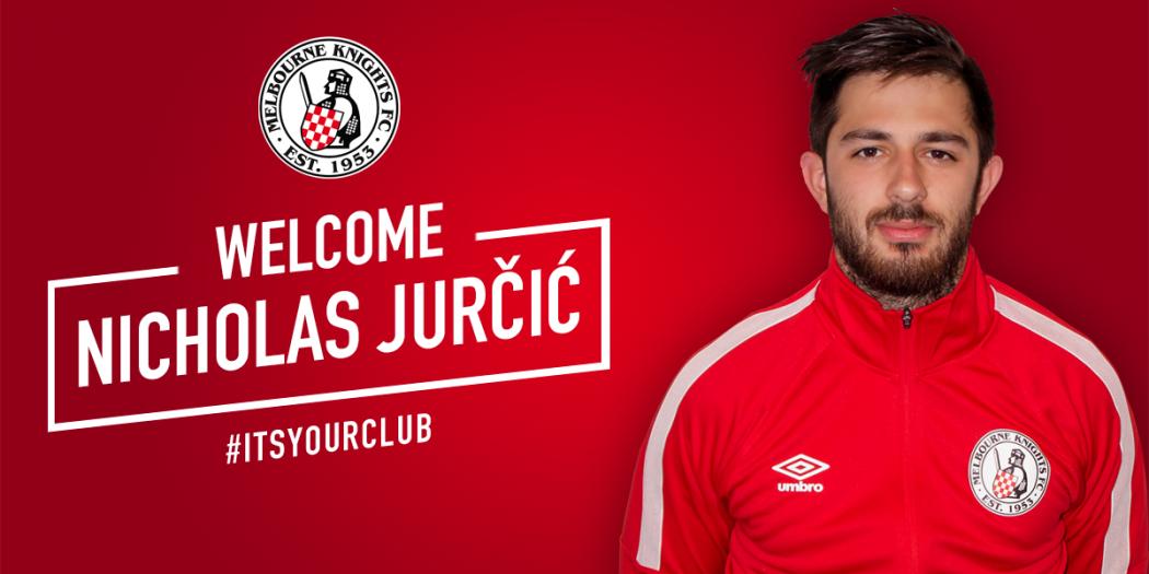 Nicholas Jurcic joins MKFC