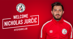 Nicholas Jurcic joins MKFC for 2018!