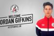 Jordan Gifkins signs on for 2018