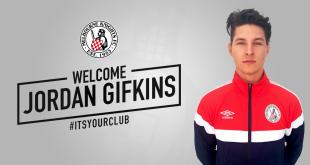 Goalkeeper Jordan Gifkins joins MKFC for 2018!