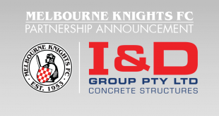 I&D Group becomes the clubs Major Sponsor for 2018
