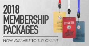 2018 Memberships