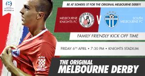 Melbourne Derby