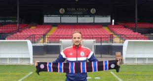 MKFC welcome Croatian international