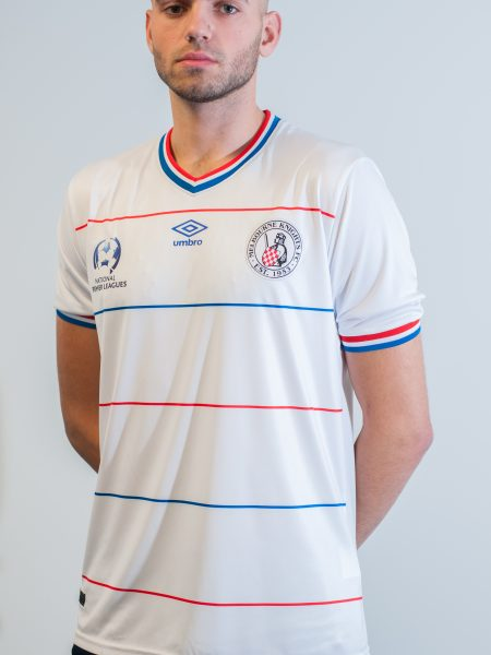MKFC 2018 Official Umbro Away Jersey - Without Sponsors