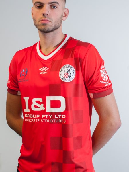 MKFC 2018 Official Umbro Home Jersey - With Sponsors