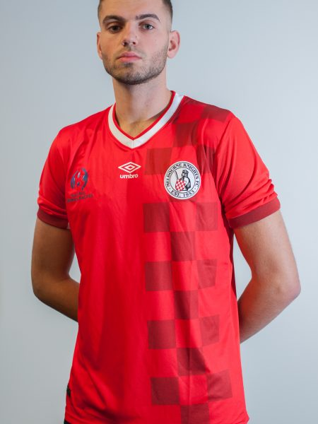 MKFC 2018 Official Umbro Home Jersey - Without Sponsors
