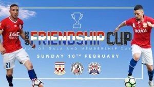 FriendshipCup2019
