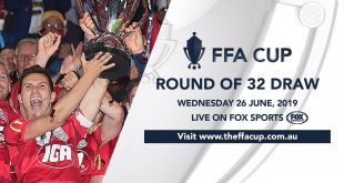Your guide to the FFA Cup R32 live draw