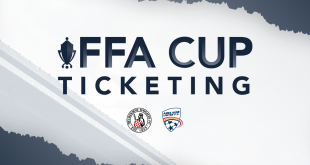 FFA Cup Round of 32 Ticketing