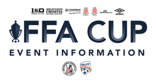 FFA Cup Round of 32 Event Information