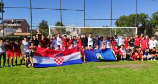 U16's Tour of Croatia