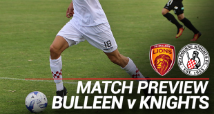 PREVIEW: FC Bulleen Lions v. Knights